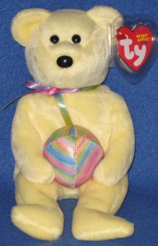 MINT with MINT TAG TY EGGBEART the EASTER BEAR  BEANIE BABY