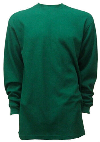 NEW MEN AUTHENTIC 17 DIFFERENT COLORS OF ACCESS THERMAL LONG SLEEVE SHIRTS at11