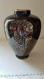 Bavaria schöne alte Vase Kobaltblau Golddekor Handarbeit H 25 cm - Wiesbaden, Deutschland - Bavaria schöne alte Vase Kobaltblau Golddekor Handarbeit H 25 cm - Wiesbaden, Deutschland