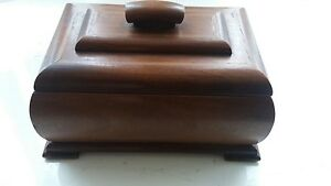 MEDIUM-ART-DECO-HARDWOOD-BOX-8x5-x5in