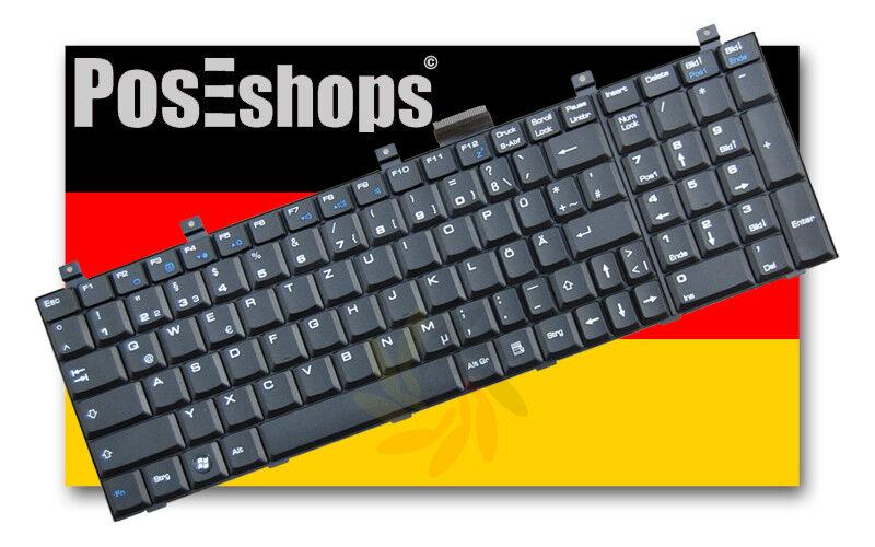 Genuine QWERTZ keyboard MSI ge600 ge603 m670 m673 m675 m677 Series DE NEW