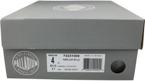 36 Palladium Lux Cuff 37 Wp Boots Stiefel Leder Gr Schuhe Wasserdicht Pampa amp; qqzHnT