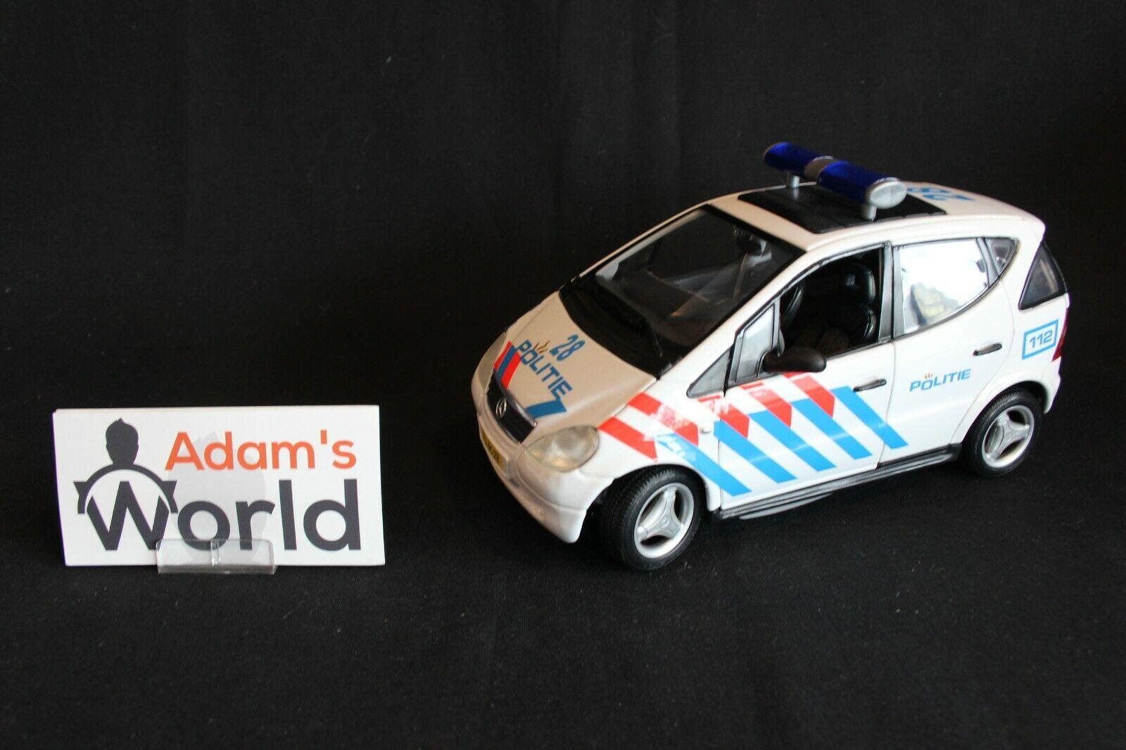 Maisto Mercedes-Benz A-Class 1 18 Politie (NED)  28 NB (JS)