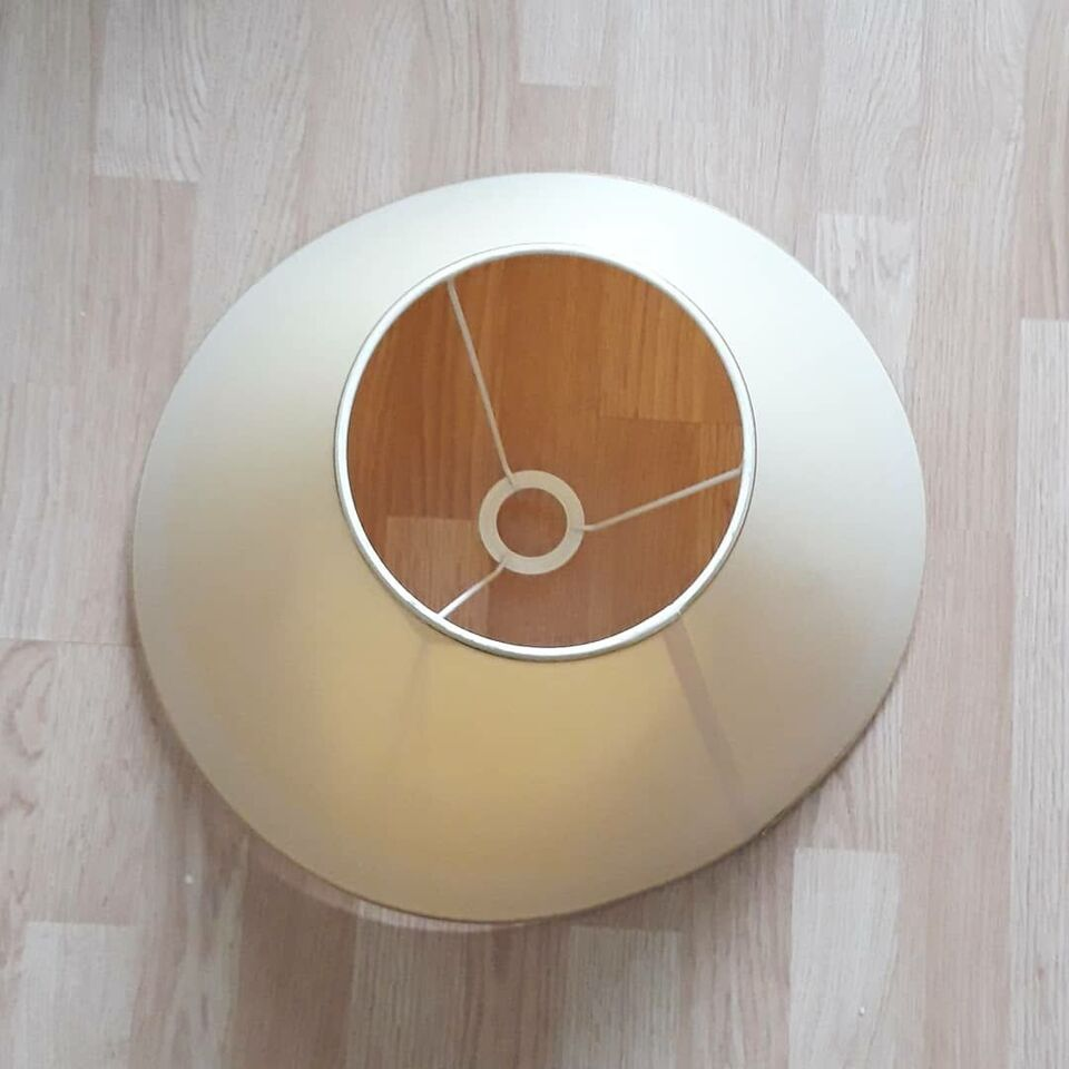 Lampeskærm, Retro