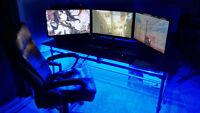 Sony Ps3 Ps4 Led Light Kit Gamer / Gaming / Gamer Noob Desk - Super Hot Colors