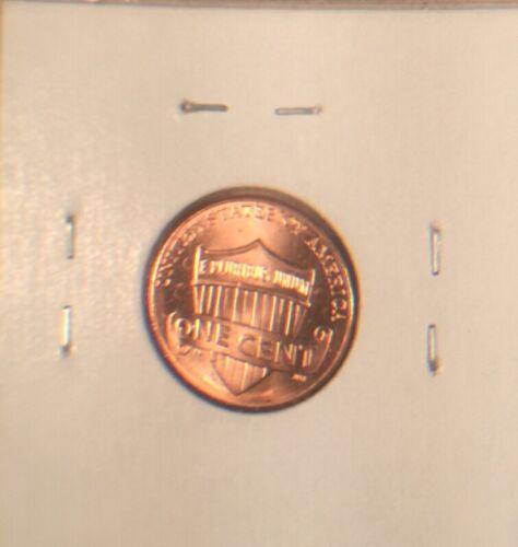 2012 D Lincoln Shield Cent Gem BU