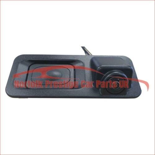 Jaguar XE Boot Switch and Camera Tailgate T4N13323 GX7319G590DB