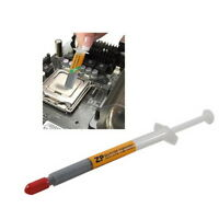 Heat sink Compound Silicone Thermal Conductivity Paste Fluid Grease Game PC VGA