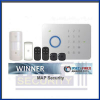 Response Miguard G5 Wireless Alarm - Remote Monitoring Gsm/sms Communicating