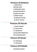 Peinture Multi-surfaces 3d Diams Contenance 37ml : Couleur Au Choix