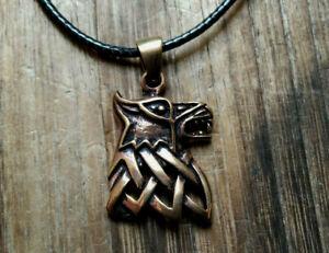 Schlüsselanhänger Viking Wikinger Folkloreschmuck Fenrisswolf