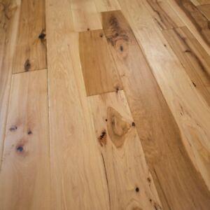 Hickory Hand Sed Wood Flooring