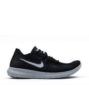Details about NWOB Nike Free RN Flyknit 2017 Run Size 10.5 Men Running Shoe  880843-008 AR