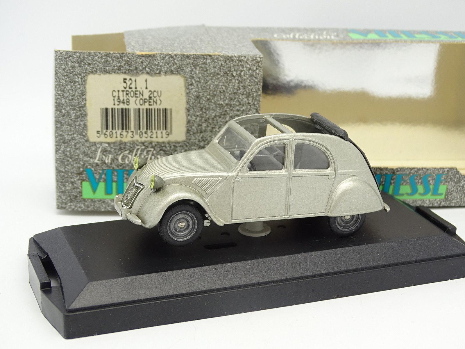 Speed 1 43 - Citroen 2CV 1948 1948 1948 Open ed9eab
