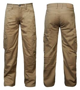 Men-039-s-Motorcycle-Motorbike-Cargo-jeans-Aramid-lining-CE-Armour-Promotional-offer