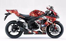 Amr Racing Graphic Kit Wrap Part Suzuki Gsxr 600 750 Street Bike