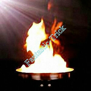 Auto Flame Electric Dove Pan - Stage Magic