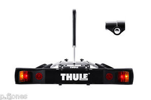 Thule-9503-3-Three-Bike-Cycle-Carrier-Thule-957-Towbar-Lock