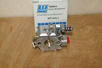 Genuine Walbro Carburetor Wt-416