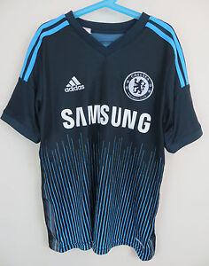 6df4ad1e1 Adidas Chelsea Football Shirt Diego Costa 2014-15 Third Kids Youth ...