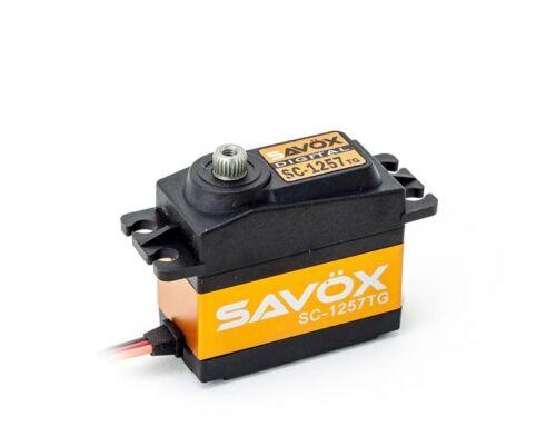 Savox Savöx SC-1257TG Speed Torque Digital Servo