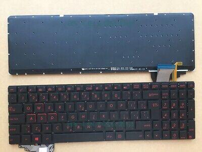 Czech Slovakian Keyboard for ASUS GL552 GL552J GL552JX GL552V GL552VL GL552VX
