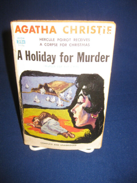 A Holiday For Murder By Agatha Christie Ebay