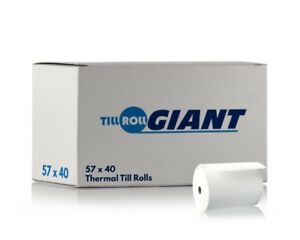 All Sizes Till Rolls Thermal High Quality Credit Card Machine Receipt Papers