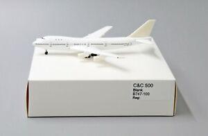 Blank-B747-100-SAMPLE-C-amp-C-models-Diecast-Models-scale-1-500-LAST-ONE