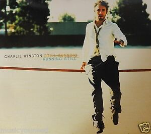 Charlie-Winston-Running-Still-CD-2011-Real-World-Digipak-VG-9-10