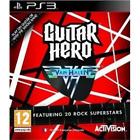 Guitar Hero Van Halen Solus Game PS3 - Brand New!