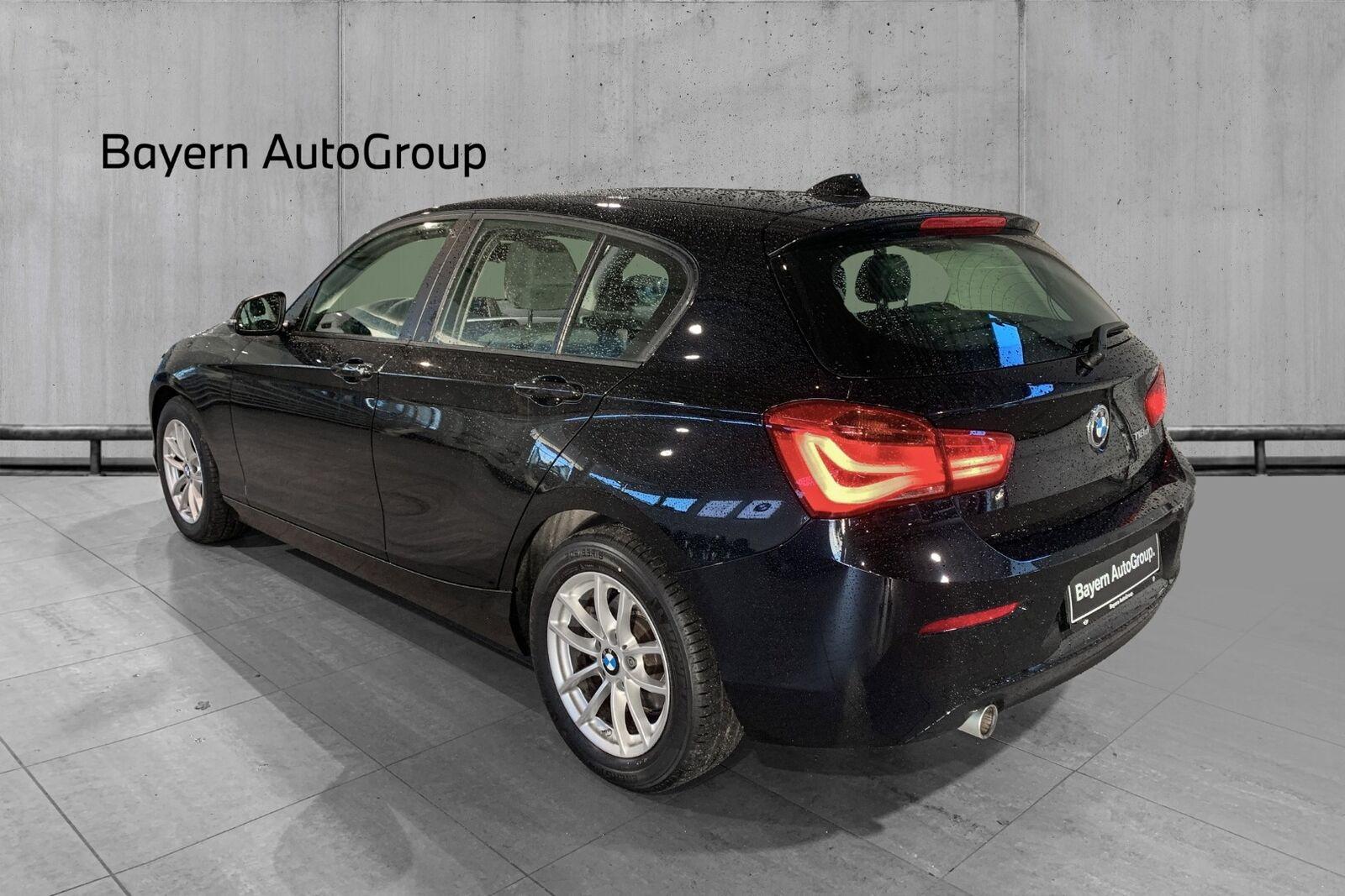 BMW 118d 2,0 Advantage aut.