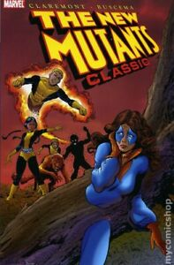 New Mutants Classic TPB 2-1ST VF 2007 Stock Image