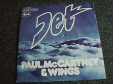 Paul McCartney & Wings- Jet 7 PS-Made in Germany- Ex The Beatles