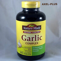 Nature Made Garlic Complex Nutrition