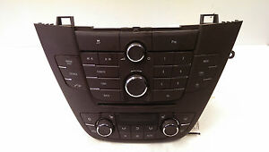 Original-Chevrolet-Camaro-Buick-Regal-Radio-AM-FM-Face-Receiver-CD-MP3-20907419