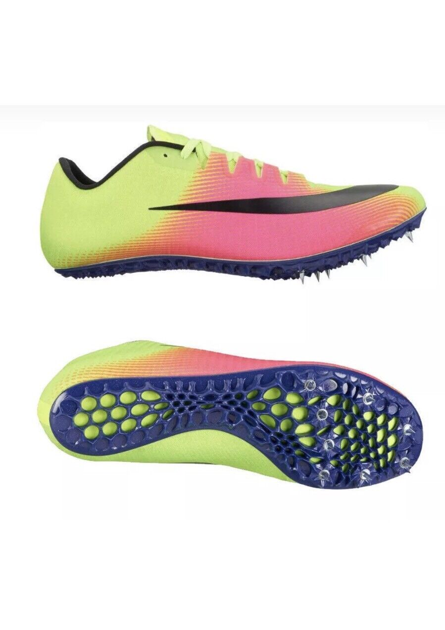 Cheap and beautiful fashion Nike Zoom JA Fly 3 Rio w/ Spikes and Spike Tool Men's US 13 882032-999