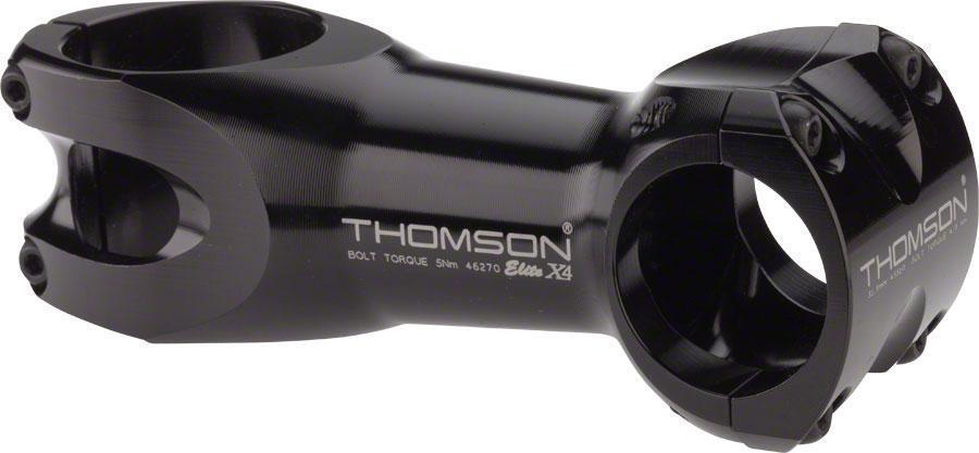 Thomson Elite X4 montaña tallo 95mm + - 0 grado 31.8 1.5  Negro