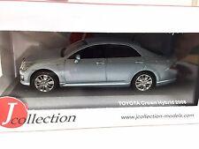 TOYOTA New CROWN Hybrid 2008 IXO 1:43 DIECAST MODEL CAR JCL097