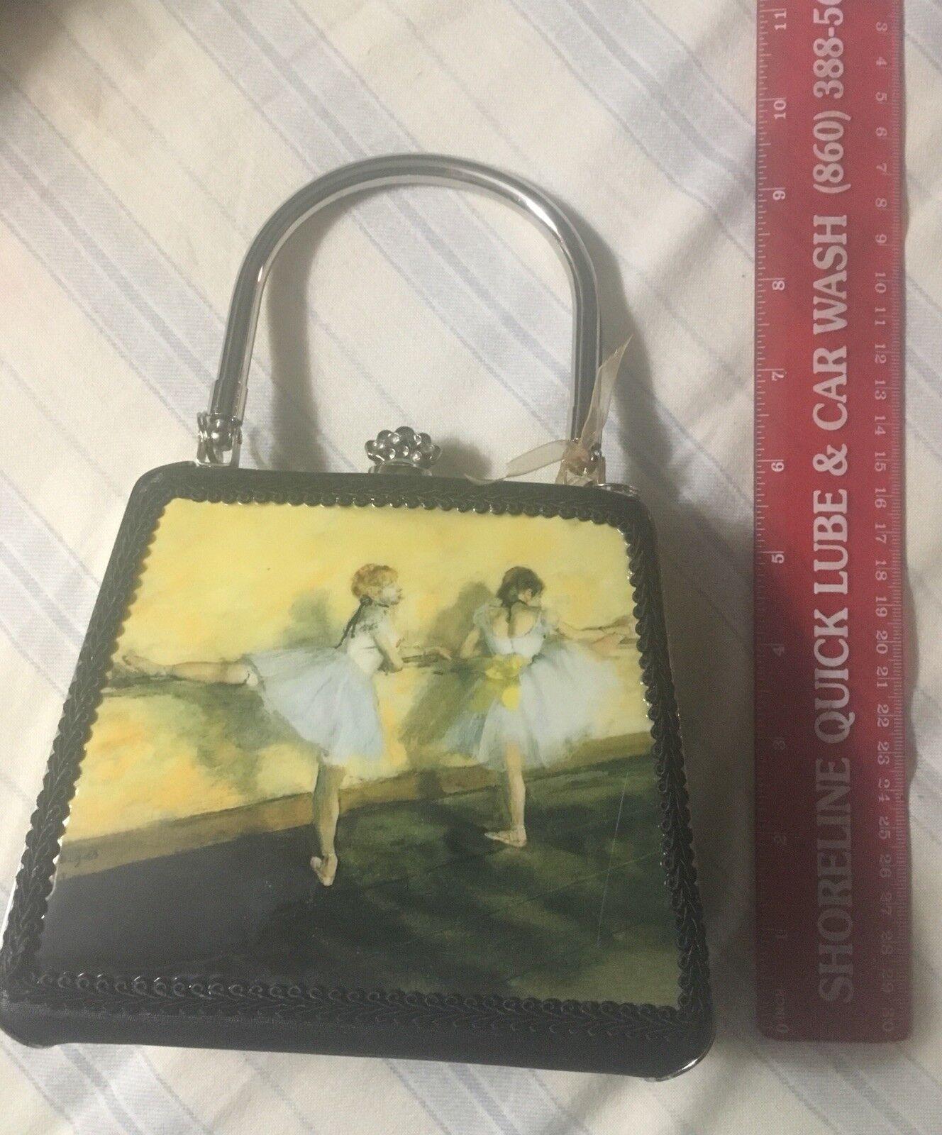 Handbags women fashion Dance Ballet Girls Purse