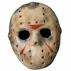 Image Is Loading Friday The 13th Jason Voorhees Deluxe EVA Hockey