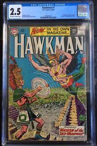 Hawkman-1-1st-Appearance-of-Hawkman-1964-CGC-2-5-Origin-amp-1st-App-Chac