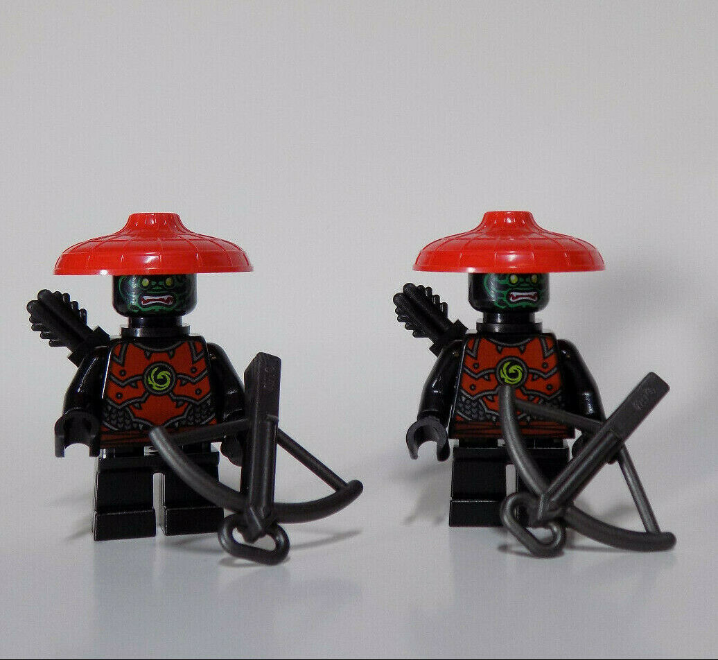 LEGO ® NINJAGO LEGACYFIGUR STONE ARMY WARRIOR AUS SET 70669NEUNJO508