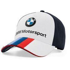 BMW Motorsport Fan-Cap Logocap Basecap unisex weiß Team Blue 2017 Kollektion