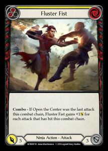 3 Flesh and Blood TCG - NM Welcome to Rathe 3x Overpower