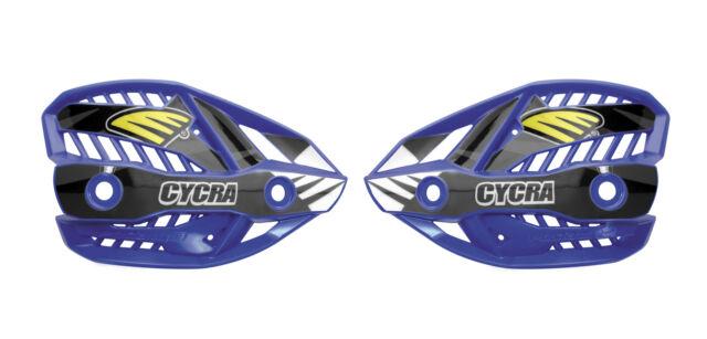 Cycra Pro Bend CRM Ultra Abrasion Guards BLUE