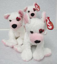 fbfda6a01ee item 3 Ty Beanie Baby Cupid Dog LEFT Eye Heart Patch PRISTINE CLEAN-Brand  NEW MINT TAGS -Ty Beanie Baby Cupid Dog LEFT Eye Heart Patch PRISTINE  CLEAN-Brand ...