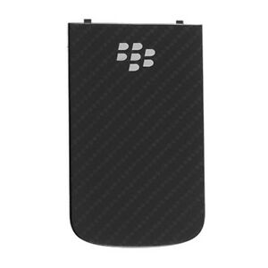 New-OEM-Blackberry-Bold-9900-9930-Battery-Door-Back-Cover-Replacement-Black