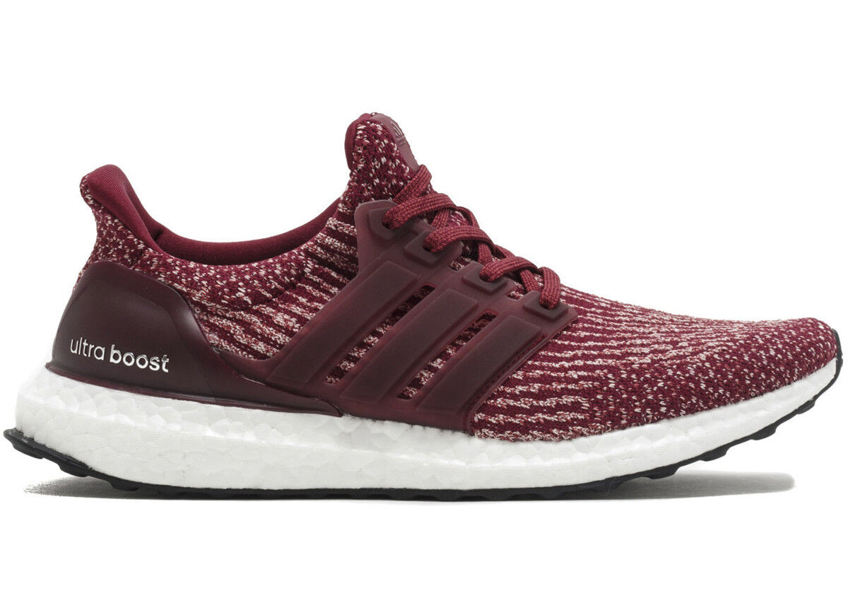 ADIDAS ULTRA BOOST 3.0 BURGUNDY/MYSTERY RED8-10 ltd BA8845 uncaged kolor zg