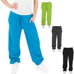 Urban Classics Damen Loose-Fit Sweatpants Hose XS S M L XL